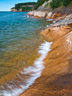 Picture Rocks National Lakeshore - Michigan