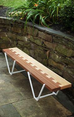 Dovetail bench