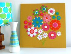 Felt Fiesta Appliqué Printable... sew your own!