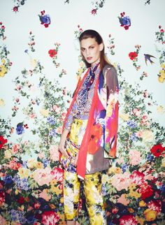 Fall 2013 Trend: The Artist #fashion #inspiration