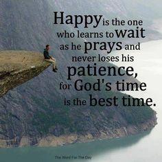 gods time, god's timing, god time