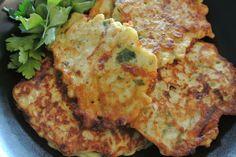 Cauliflower Patties