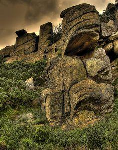 Wichita Mountains  photo by Jonathan Wheeler