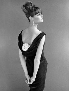 Jean Shrimpton, 1960's Chic.