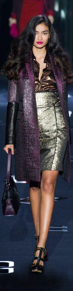 --Diane von Furstenberg ● Fall skirt, fall coats, von fustenberg, diane von furstenberg, dian von, diann von