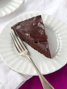 Gluten Free, Sugar Free Chocolate Beet Cake