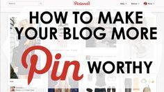 Primp My Blog: Make Your Blog Content More Pinnable (Kira, 6-11-12)