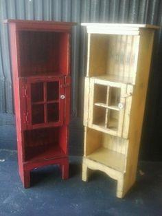 Chimney Cupboards