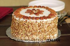 Yummmmm! Carrot Cake