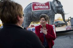 Republican Joni Ernst Admits Why Republicans Really Hate Obamacare