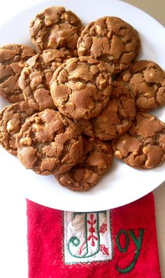Cooking to Perfection: Gingerbread Scotchies