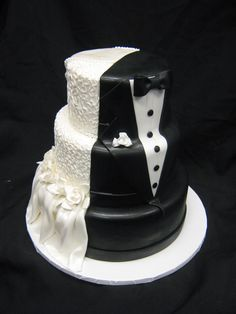 Bride / groom cake