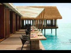 www.hotel-discount.com One Reethi RahResort & Spa is one of the Ultra Luxury Resort in MALDIVES which provides 130 Luxury villas & suits, located in Reethi Rah Private Island which is 35km away from Male International Airport. Transfer to the resort will be provided by Speedboat and it will take approximately 75 minutes to reach the resort from Male International Airport. Surrounded by the wonders of the crystal blue ocean, this superb all-villa resort offers an unrivalled level of style,