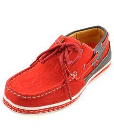 "Lil Fellas Boys ""Dock Walk"" Boat Shoes - List price: $30.00 Price: $19.99 Saving: $10.01 (33%)"