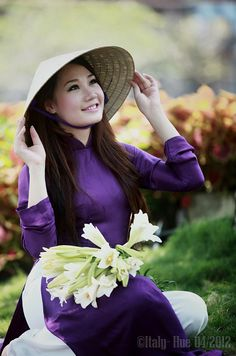 "Hue ""Ao Dai"" by Thanh Phan, via 500px"
