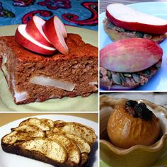 10 Apple-Inspired Snacks (to help keep the doctor away!)... Will def have to try some of these out Apple Recipes, Food, Snack, Appl Galor