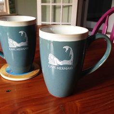 Cape Mermaid   The Tall Coastal Mug