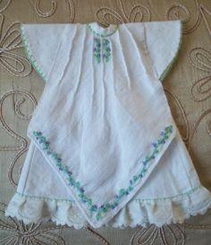 Jenny's Dresser Drawer blog: 19-21 week size gown #BabyLoss #Babyloss #BurialLayette #miscarriage #stillbirth #InfantLoss #PerinatalLoss
