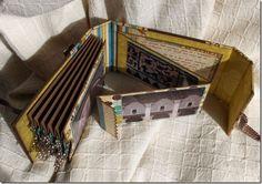 Accordion album - Part 1 - original tutorial from leblogdecath.canalblog.com