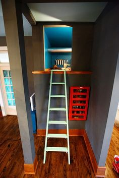 I would have loved this--Best Book Nooks for Kids - Retreat by Random House