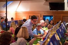 Paint Nite Starting in August! Find out more here: http://www.theexeterinn.com/Paint-Nite #PaintNite #SeacoastNH