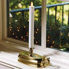 Flameless Dream Window Candles