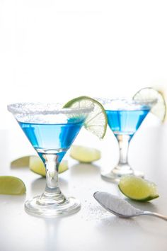 Salty Kiss Cocktail by EclecticRecipes.com #recipe