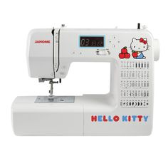 Hello Kitty 18750 Sewing Machine by Janome