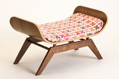 The Canopy Lounge in Quatrefoil by CANOPYstudio on Etsy, $550.00