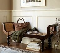 British Colonial Settee