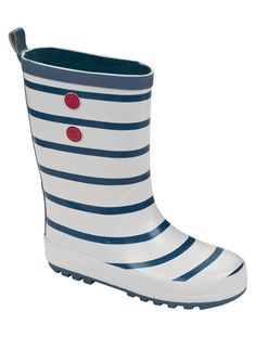 Girls' Wellies STRIPED