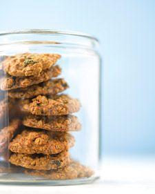 Martha Stewart's Chewy Oatmeal Raisin cookies