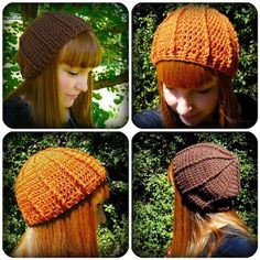 Shara Lambeth Designs: Ridged Beanie Pattern