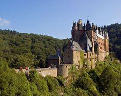 Bucket List: Go on a European castle tour