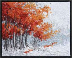 Early Snow 7 by Lorraine Roy