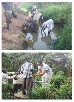 deserv clean, clean water, communiti member, water sourc