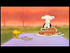"""Get the full version of """"A Charlie Brown Thanksgiving"""" here. It's the perfect movie to kick off the Thanksgiving break. :)"""