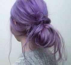 ♛ We Heart Hair♛ #prom purple hairstyles