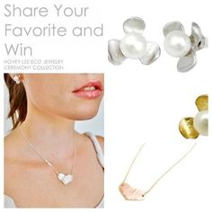 Enter before 6/21!  See details on http://hoveylee.blogspot.com/2012/06/share-your-favorite-ceremony-jewelry.html