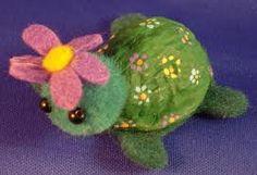 shells, walnut shell, walnut craft, felt craft, turtles, animal crafts, walnuts, shell turtl, kid craft