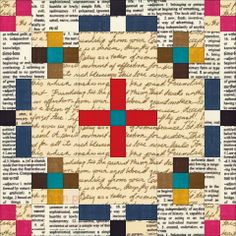 Want it, Need it, Quilt!: APQ Quilt-a-long 'Tone it Down' Finish