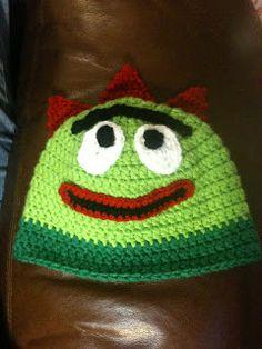 Tiffany's Crochet: Brobee Crochet Hat free pattern