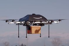 Amazon's Drones for Deliveries
