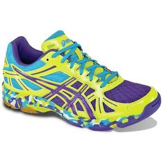 ASICS GEL-Flashpoint High-Performance Volleyball Shoes - Women $100
