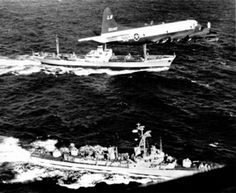 October 14 – 28, 1962. The Cuban Missile Crisis.