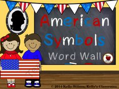 American Symbols Word Wall Giveaway! Enter for your chance to win 1 of 2.  American Symbols Word Wall (social studies, vocabulary) (17 pages) from Kelly Wilson on TeachersNotebook.com (Ends on on 9-5-2014)  Enter to win this 'American Symbols Word Wall', perfect for your lessons about U.S. history and citizenship. Two lucky winners will be selected at the end of the week. Good luck everyone!
