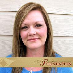 Amanda Willman, Delta Upsilon - Dr. Rosalie Messina Simari Scholoarship