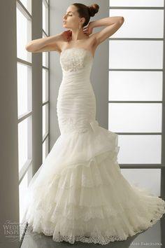 Aire Barcelona 2012 Wedding Dresses | Wedding Inspirasi