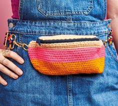 Bum Bag | Top Crochet Patterns
