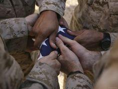 Remembering A Fallen Soldier...